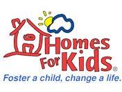 Homes for Kids logo