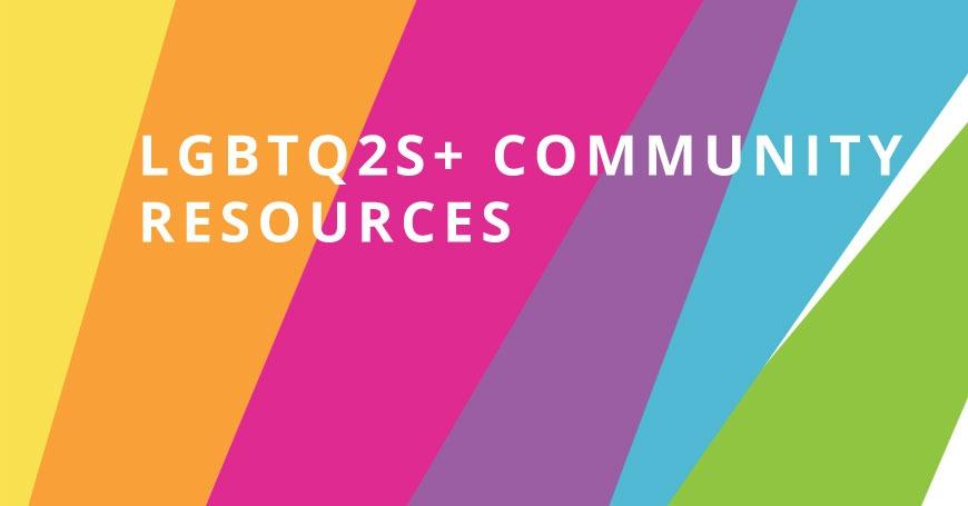 LGBTQ2S+ community